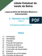 2 - Mecânica dos Fluidos_Física II.pdf