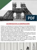 Clases de Acero Estructural 2017-2 Ing. Salcedo