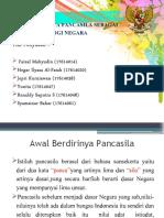 Ppt Pancasila (Sejarah Lahir Pancasila)