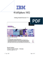 Websphere MQ Installation