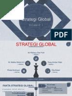 Ppt Strategi Global