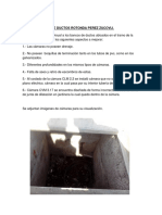 Informe Tecnico Banco de Ductos