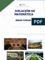 Areas Curvas 2004