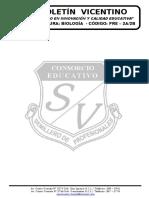 biología pre 2AB  INTRODUCCIÓN SERES VIVOS.doc