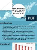 PPT kwasiokor-marasmus