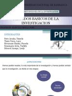 Metodos Basicos de La Investigacion