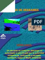 Manejo de Derrames-2009