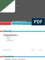 Statistik dan Probabilitas _ Probabilitas
