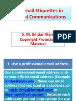 18 Email Etiquettes.pptx