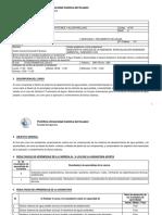 Programa Microcurricular Sanitaria III 2016 02