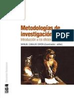 1- Ghiso, A. - Rescatar, Descrubrir, Recrear. Metodologías Participativas en Investigación Social Comunitaria.