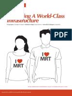 Marketing A World Class Infrastructure - A Whitepaper