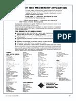 IEEE Member Procedure