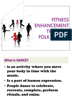 Fitness Enhancement Through Folk Dances