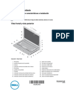 Latitude e6440 Laptop Setup Guide Es Mx