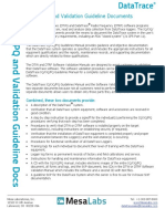 IQ OQ PQ Validation Guideline Documents