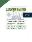 Elements Shafie Fiqh by Umar Abdul Jabbar