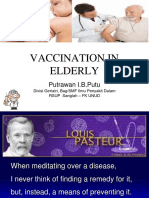 Vaccination in Elderly