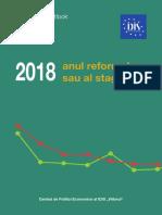 Economic Outlook - 2018 Anul Reformelor Sau Al Stagnării