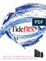 Tideflex General Brochure