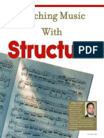 Swinkin, Jeffrey. Teaching Music With Structure