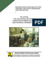 Perencanaan Penyelidikan Geologi Teknik.pdf