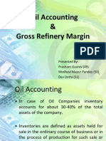 Oil Accounting