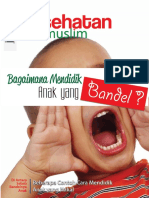 Majalah Kesehatan Muslim Edisi 6 Tahun 1