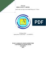 Agung Susilo Yuda Irawan 1611600303 Rekayasa E-Bisnis