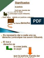 Que Es El Derecho