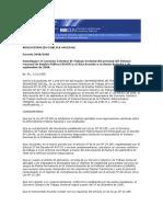 Decreto 2098-2008 SI.N.E.P