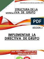 Directives de Grup