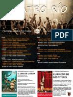 Ibi Programación Cultural enero-junio 2018