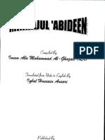 Minhajul Abideen - Al Ghazali