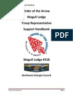 oa waguli troop rep support handbook oct 2016