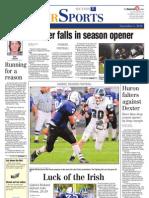 A2 Journal Sports