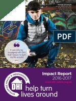 DHI 2017 Impact Report