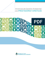 Manual de Directrices de Gestion Ambiental Dga