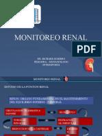 Monitoreo Renal