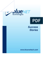 Blue Net Solutions Booklet