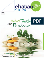 Majalah Kesehatan Muslim Edisi 3 Tahun I