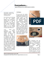 Data, Data Everywhere - How to Analyze, Interpret and Apply Information Fro m Continuous Glucose Monitors