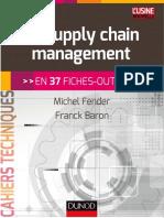 (Cahiers Techniques.) Baron, Franck_ Fender, Michel-Pratique Du Supply Chain Management-Dunod, L'Usine Nouvelle (2014)