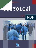 Sosyoloji Ders Kitabı