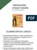 predicacion identidad y mision