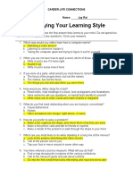learning style 1