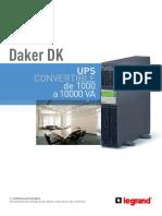 Brochure Daker DK