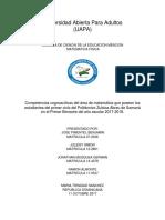 Actividad de la unidad Seminario Matematica Fisica No.2 Remodelado ULIMO.docx