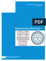 Nanotechnology Whitepaper