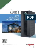 Brochure KEOR T